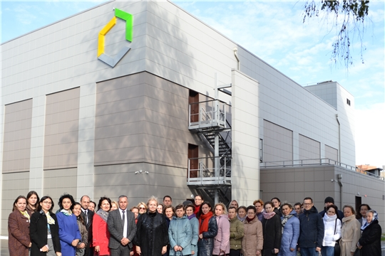 Встреча татарских и чувашских архивистов: обмен опытом