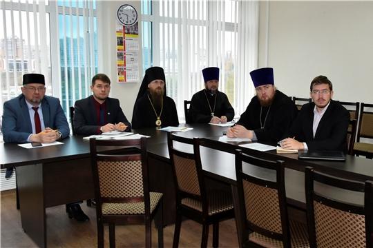 Состоялась Всероссийская межрелигиозная конференция «Конфессии России: пути достижения межнационального и межконфессионального мира и согласия»