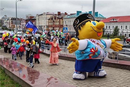 Чувашский театр кукол на международном фестивале кукольников «Шомбай-fest» в г. Казань.