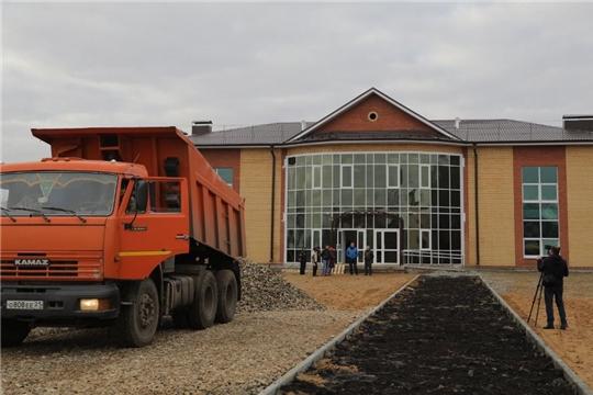 В селе Шихазаны Канашского района Чувашии откроется новый Дом культуры