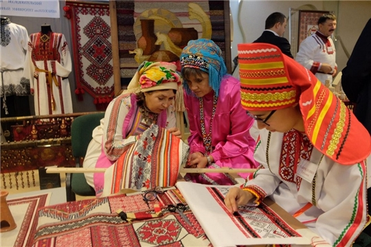 Мордовский культурный центр Чувашии принял участие в съезде мокшанского и эрзянского народа