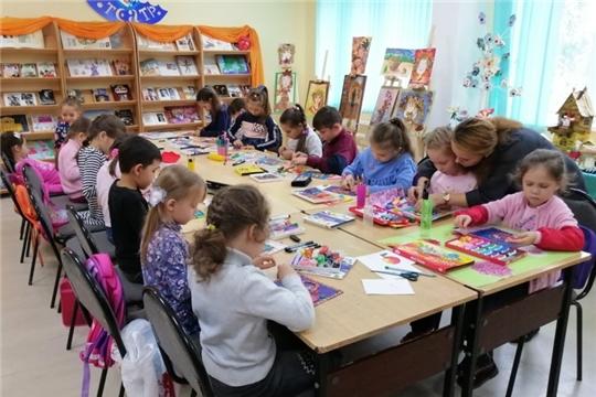 Чувашская республиканская детско-юношеская библиотека приглашает на Ночь искусств