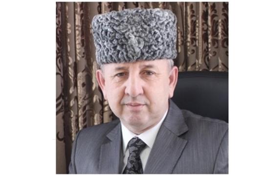 Председателю национально-культурной автономии татар Чувашии Фериту Гибатдинову - 60 лет