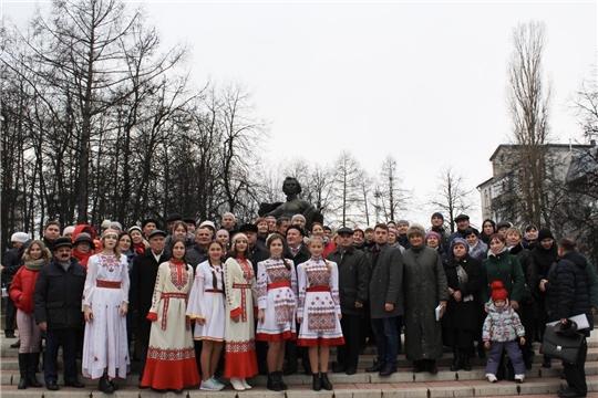 Состоялось мероприятие,посвящённое 120-летию со дня рождения Михаила Сеспеля