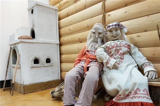 В Чувашском национальном музее открывается выставка «В мире чувашских легенд и сказок»