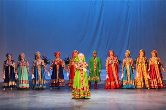 Коллективы г. Чебоксары приняли участие на Международном фестивале-конкурсе русской культуры «Корнями в России»