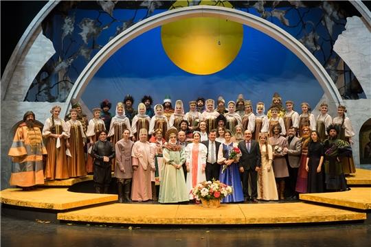 Состоялась вторая премьера «Царской невесты»
