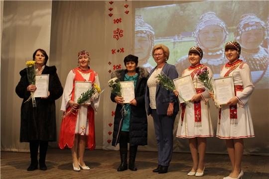 В Хакасии состоялся фестиваль «Чувашский колорит»