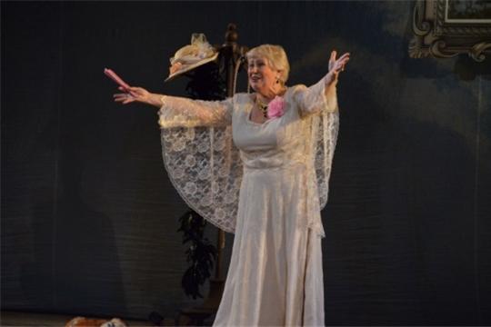 В Государственном русском драматическом театре состоится премьера спектакля «Афинские вечера»