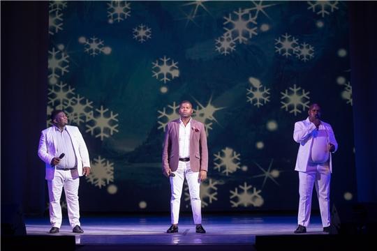В рамках XXIX Международного оперного фестиваля на сцене Чувашского государственного театра оперы и балета выступили  певцы из Африки