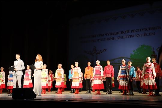 В Башкортостане проходят Дни культуры Чувашской Республики