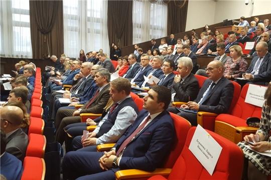 Благодарственным письмом ФАДН России награждено Бикшикское сельское поселение Батыревского района