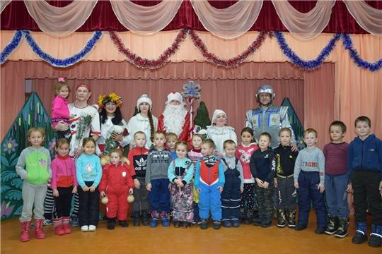 Алатырский район стал первым участником республиканского марафона «Новогодняя Республика»