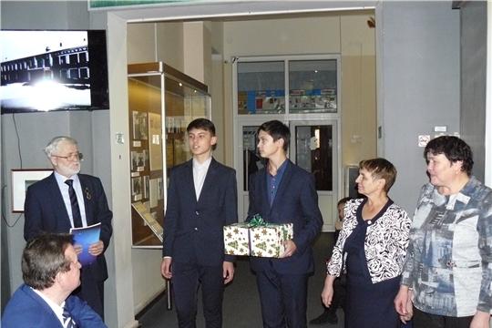 Шоршелский музей космонавтики отметил 47-летие