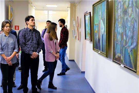 Дом Дружбы народов Чувашии посетили туркменские студенты, обучающиеся в Чебоксарах