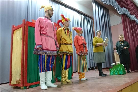 Русский драматический театр участвует в марафоне «Новогодняя Республика»