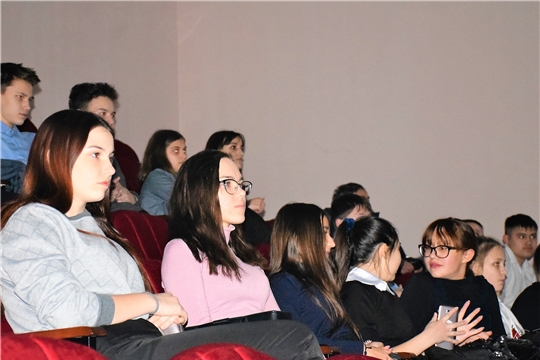 Дом Дружбы народов Чувашской Республики стал одной из площадок Всероссийской акции «День короткометражного кино»