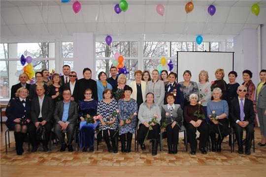 Чувашской республиканской специальной библиотеке имени Л.Н. Толстого – 60 лет