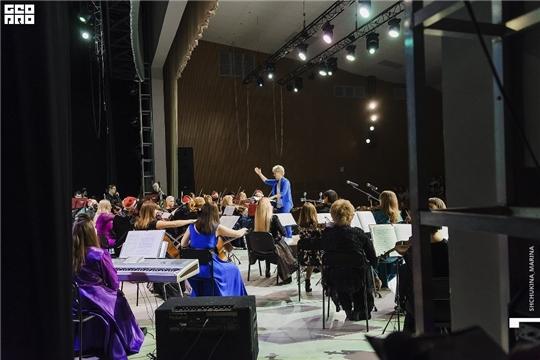 Чувашская государственная академическая симфоническая капелла представила новогоднюю концертную программу «Новогодний калейдоскоп»
