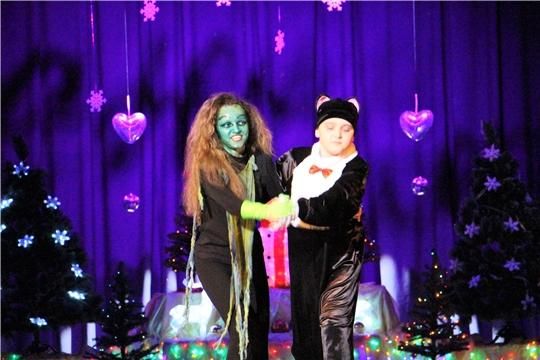 Авторский проект «Морозкины сны» раскрывает детские театральные таланты