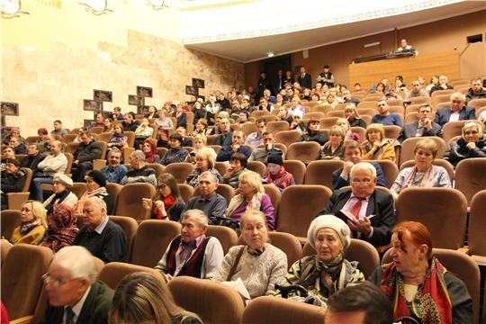 Встреча с вкладчиками АКБ «ЧУВАШКРЕДИТПРОМБАНК» ПАО состоялась в формате открытого разговора