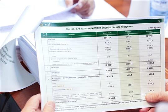 Депутаты Госдумы РФ утвердили федеральный бюджет на ближайшие три года