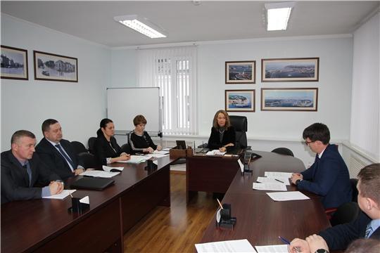 Заседание рабочей группы по изучении ситуации, связанной с ростом незаконных финансовых операций