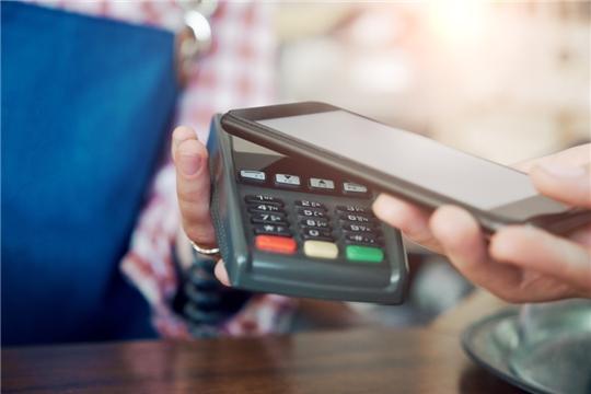 Бесконтактные платежи становятся популярнее