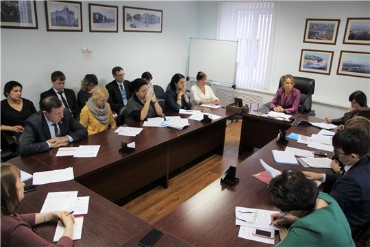 Состоялось заседание рабочей группы по стимулированию повышения доходов и эффективности бюджетных расходов