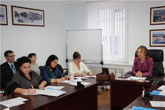 Заседание рабочей группы по стимулированию повышения доходов и эффективности бюджетных расходов