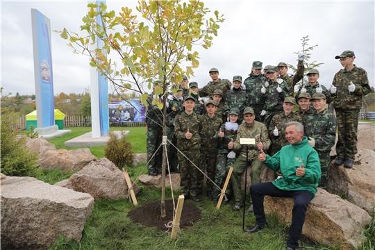 Чувашская Республика присоединилась к Всероссийской осенней акции «Сохраним лес»