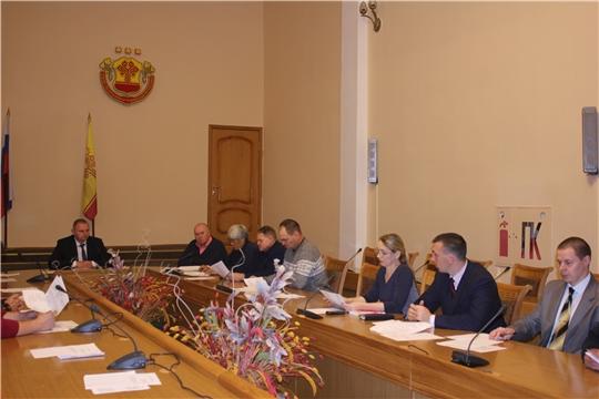 Состоялось очередное заседание Рыбохозяйственного совета Чувашской Республики