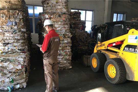 Эффективная сортировка на концессионных объектах в Чувашии помогла сохранить более 30000 деревьев