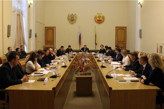 Состоялось заседание Коллегии Министерства природных ресурсов и экологии Чувашской Республики