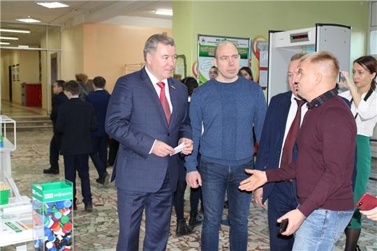 Состоялся круглый стол по вопросам создания и развития экотехнопарка кластерного типа в Чувашской Республике