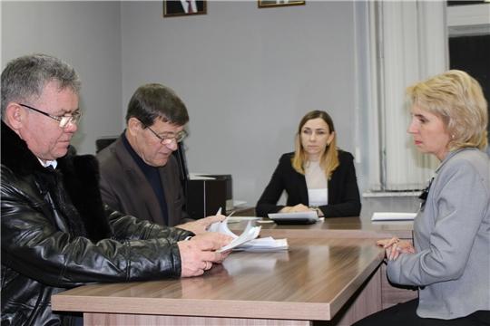 Министр Иван Исаев встретился с коллективом АУ «НИИ экологии и природопользования» Минприроды Чувашии