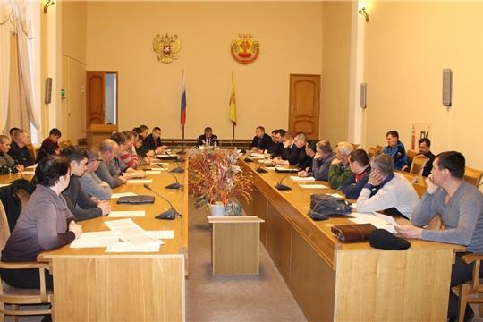 Министр Иван Исаев провел совещание с охотпользователями республики