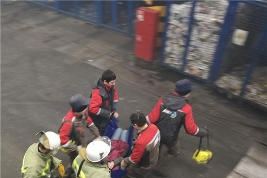 Филиал АО «Управление отходами» в г. Новочебоксарске полностью выполнил запланированные на 2019 год противопожарные мероприятия