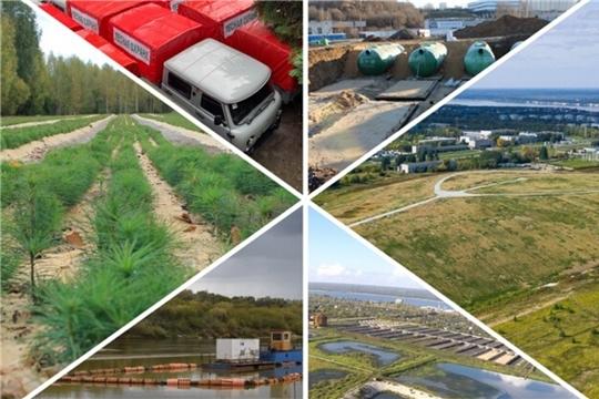 О результатах реализации в Чувашии мероприятий в рамках национального проекта «Экология» и планах на 2020 год
