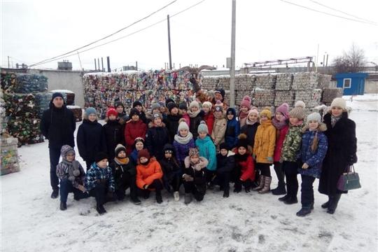 Филиал АО «Управление отходами» в г. Новочебоксарске подвел итоги работы 2019 года по повышению экологической грамотности различных слоев населения в части обращения с ТКО