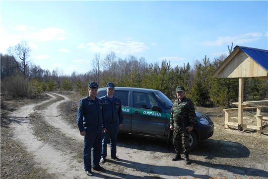 В 2019 году за нарушение правил пожарной безопасности в лесах инспекторами КУ «Лесная охрана» составлен 51 протокол