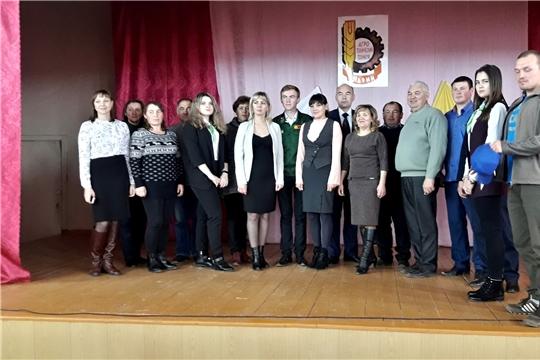 Информационно-консультационная бригада Чувашской ГСХА встретилась с молодежью Моргаушского и Ядринского районов