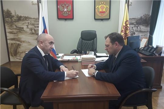 Заместителем министра сельского хозяйства Чувашской Республики назначен Сергей Лисицын