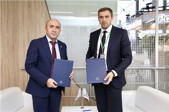 Минсельхоз Чувашии и «ФосАгро-Регион» подтвердили итоги сотрудничества