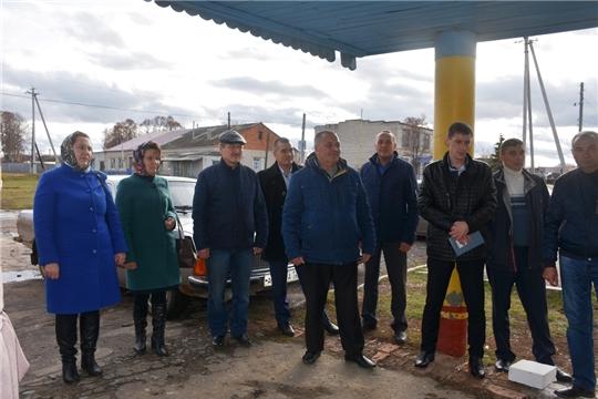 Главы сельских поселений Аликовского района обсудили реализацию проектов инициативного бюджетирования