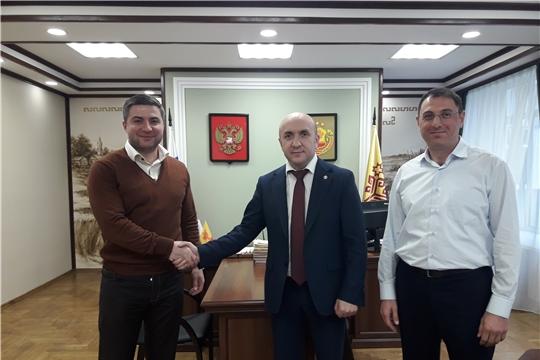 Инвесторов из Северной Осетии заинтересовало развитие хмелеводства в нашей республике