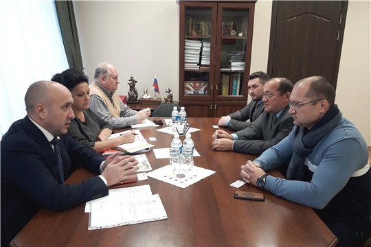 Сергей Артамонов обсудил потенциал развития хмелеводства с представителями компании «RailPro»