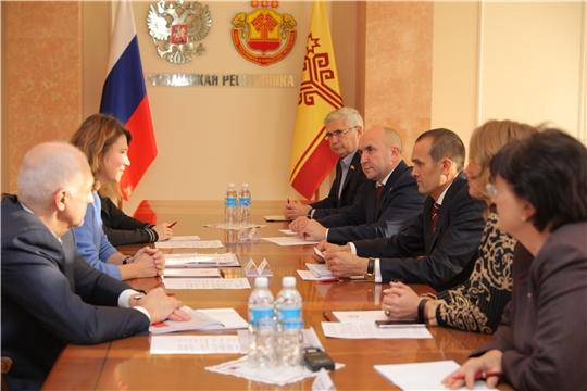 Заместитель министра сельского хозяйства РФ отметила хорошую динамику по экспорту продукции АПК в Чувашии