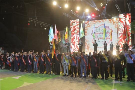 Аграрии Чувашии отметили профессиональный праздник