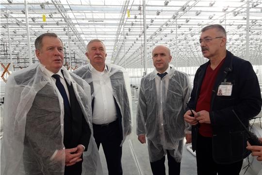 Встреча с депутатом Госдумы РФ И.И. Лоором